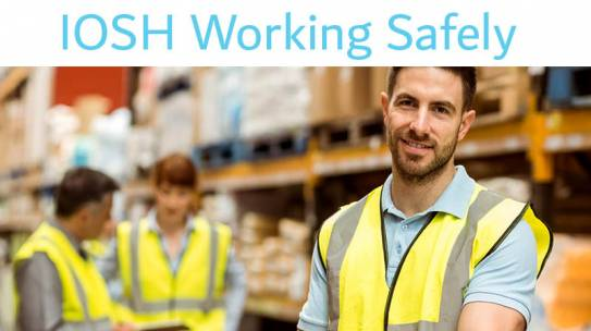 Woking Safely – IOSH