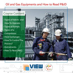 Oil and Gas Equipments and How to Read P&ID